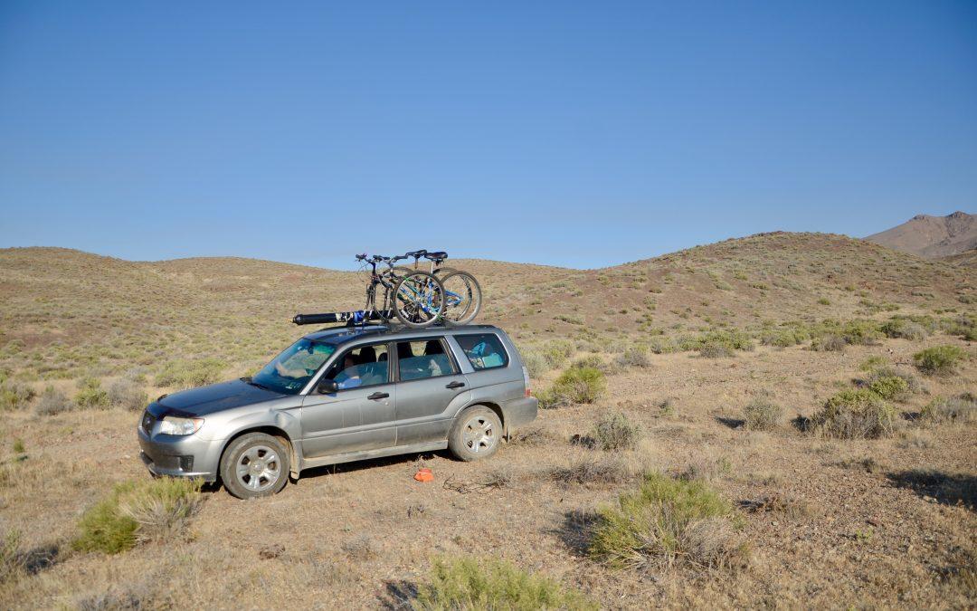 Thurston's Adventure Destination – #15 Nevada (still)